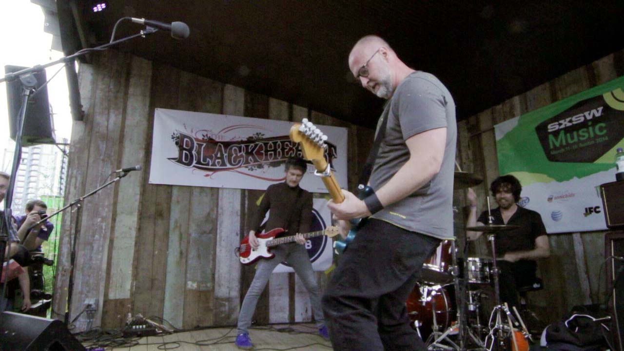 Bob Mould @ Blackheart Bar, Austin TX (SXSW), 14 Mar 2014