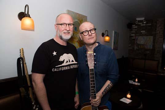 Bob Mould @ The Hifi Bar, NYC, 17 May 2014