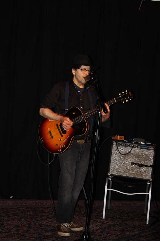 Grant Hart @ Davis Square Theatre, Somerville MA, 22 May 2014