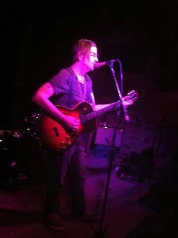 Grant Hart @ Bowery Electric, NYC, 24 May 2014