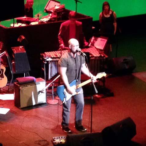 Bob Mould @ Fitzgerald Theater, St Paul MN, 06 Jun 2014