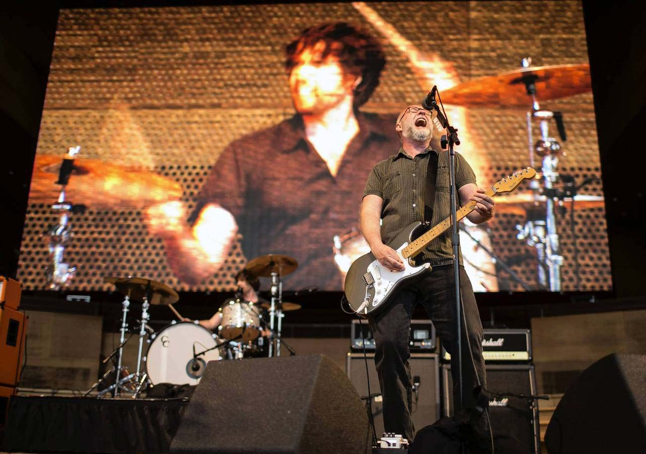 Bob Mould Band @ Millennium Park, Chicago, 23 Jun 2014