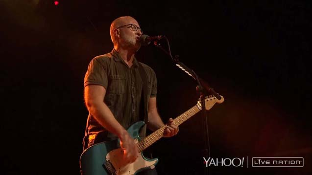 Bob Mould Band @ Theatre of the Living Arts, Philadelphia PA, 05 Sep 2014