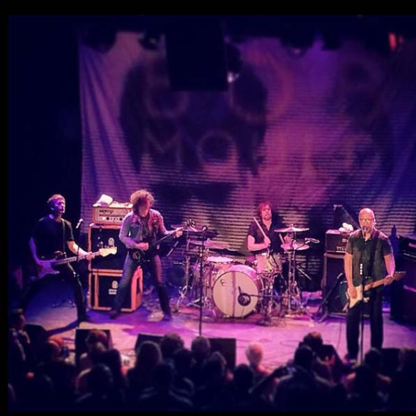 Bob Mould Band @ Bowery Ballroom, New York NY, 10 Sep 2014
