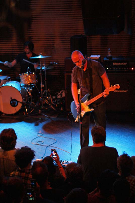 Bob Mould Band @ Paradise Rock Club, Boston MA, 12 Sep 2014