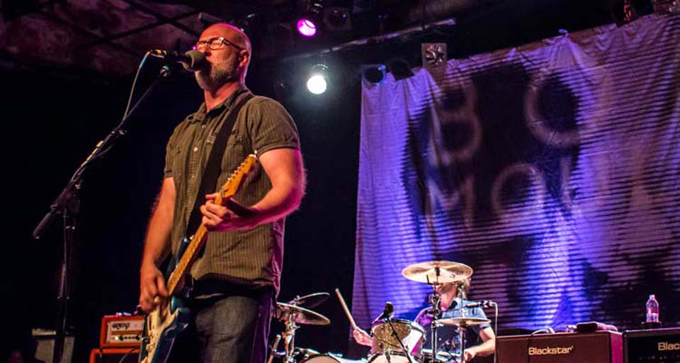 Bob Mould Band @ Turner Hall Ballroom, Milwaukee WI, 17 Sep 2014
