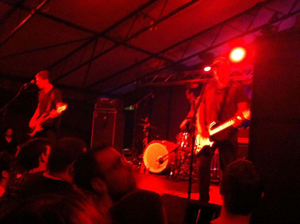 Bob Mould Band @ Mohawk, Austin TX, 20 Sep 2014