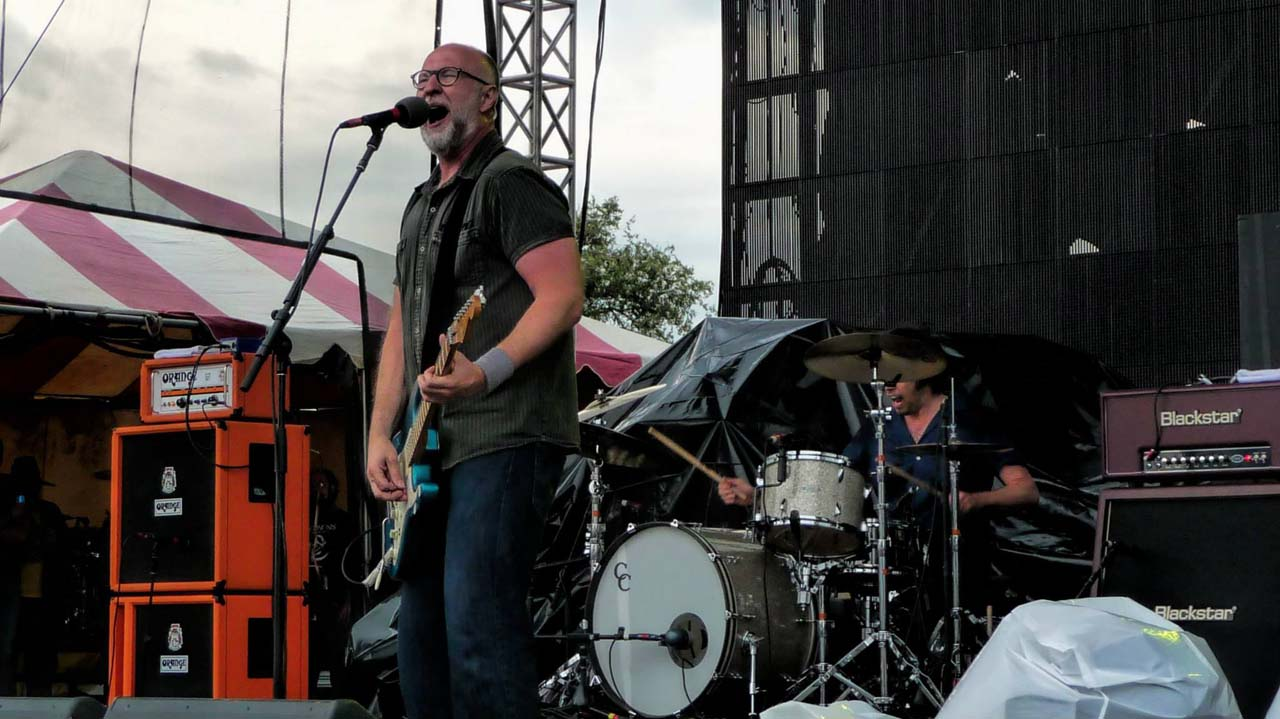 Bob Mould @ Mile High Stadium, Denver CO (Riot Fest), 21 Sep 2014