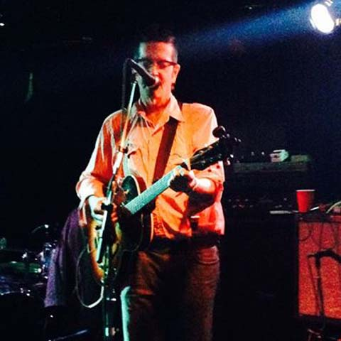 Grant Hart @ 7th St Entry, Minneapolis MN, 27 Sep 2014