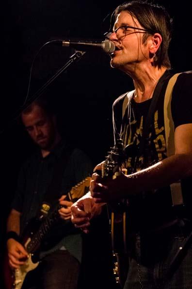 Grant Hart with ESC Life @ Klub Močvara, Zagreb, Croatia, 23 Oct 2014