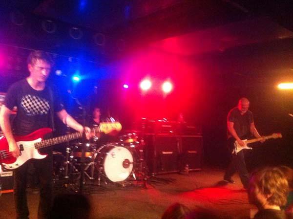 Bob Mould Band @ Bi-Nuu, Berlin, Germany, 06 Nov 2014