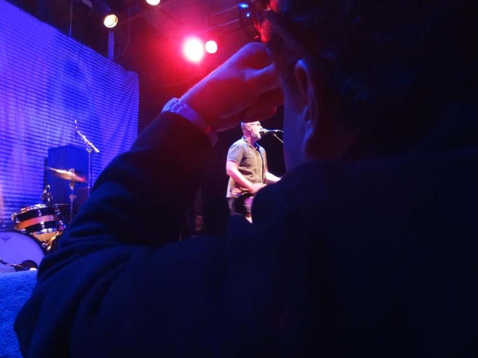Bob Mould Band @ Gebäude 9, Köln, Germany, 07 Nov 2014
