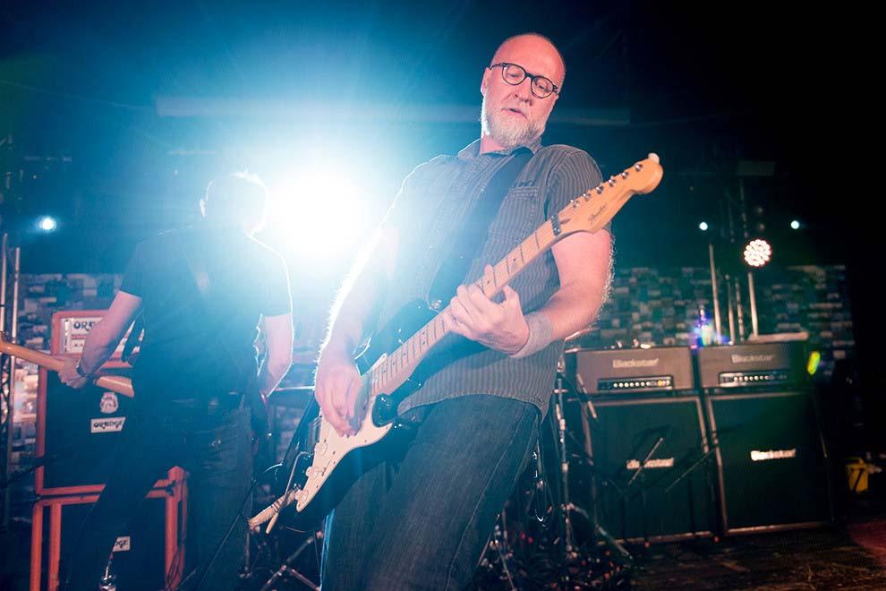 Bob Mould Band @ Ferienpark, Wangels, Germany (Rolling Stone Weekender), 08 Nov 2014
