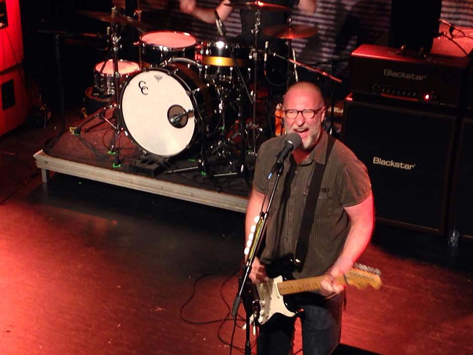 Bob Mould Band @ Paradiso North, Amsterdam, 10 Nov 2014