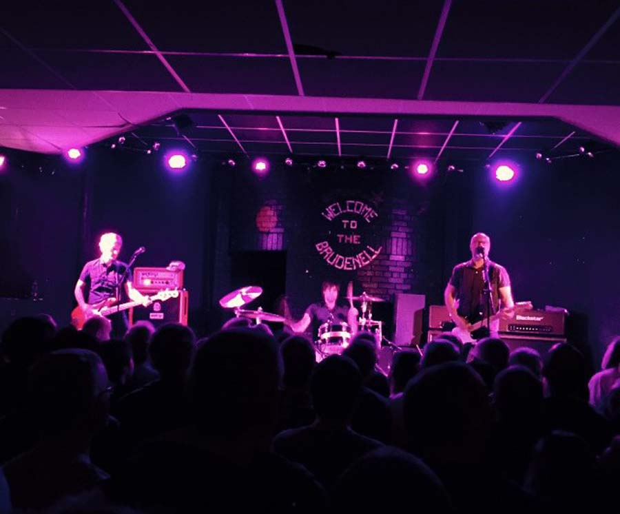 Bob Mould Band @ Brudenell Social Club, Leeds UK, 14 Nov 2014