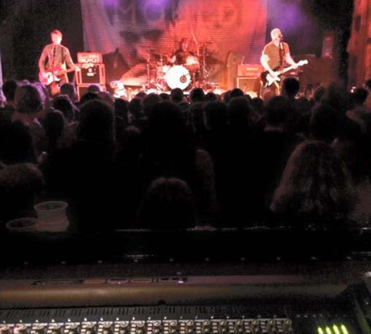 Bob Mould Band @ Metro, Chicago IL, 31 Dec 2014