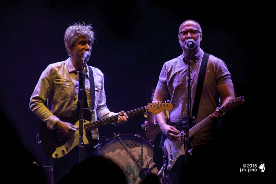 Bob Mould with