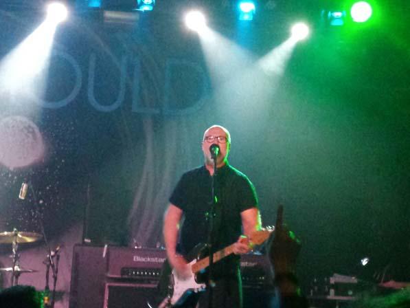Bob Mould Band @ Rescue Rooms, Nottingham UK, 06 Feb 2016