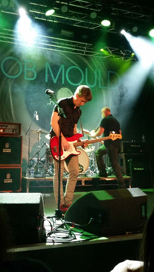 Bob Mould Band @ Academy 2, Manchester UK, 07 Feb 2016