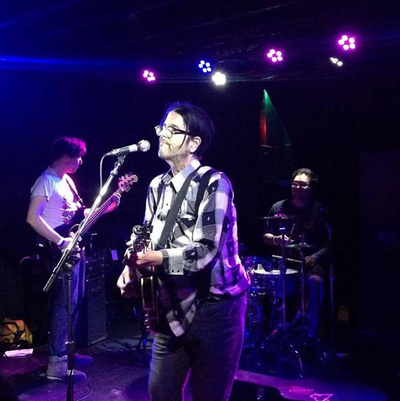 Grant Hart & the Glandolinian Army Band @ 7th St Entry, Minneapolis MN, 15 Aug 2016