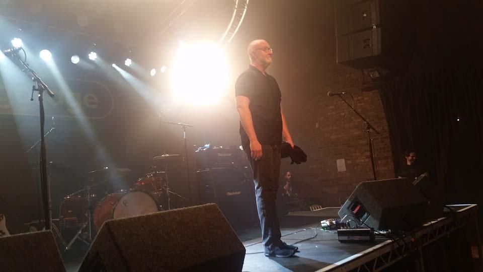Bob Mould Band The Garage Glasgow Scotland 10 Oct 2016