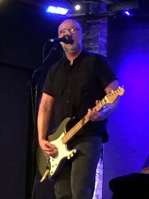 Bob Mould @ City Winery, New York NY, 09 Feb 2017