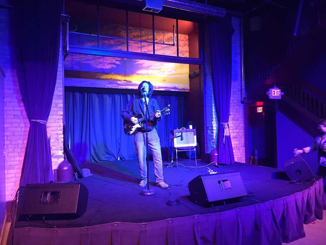 Grant Hart @ Hook and Ladder, Minneapolis MN, 10 Mar 2017