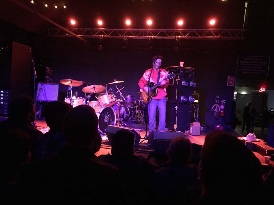 Grant Hart @ Brighton Music Hall, Boston MA, 12 May 2017