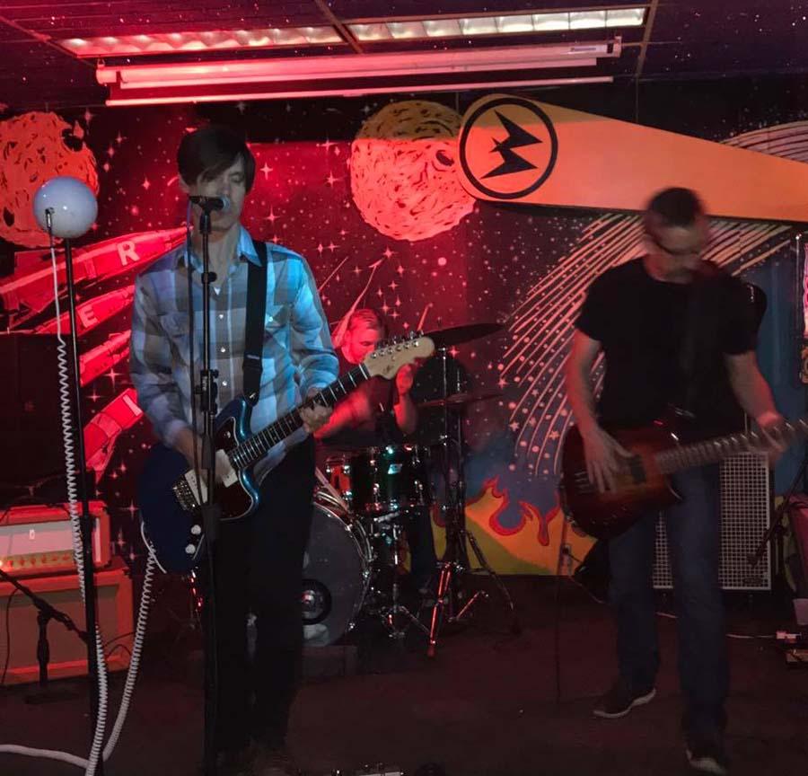 Porcupine @ Replay Lounge, Lawrence KS, 22 Nov 2017