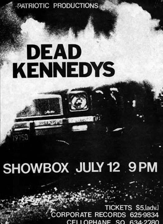 Hüsker Dü 12 Jul 1981