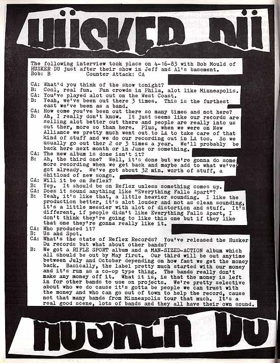 Counter Attack #2, 1983 p1