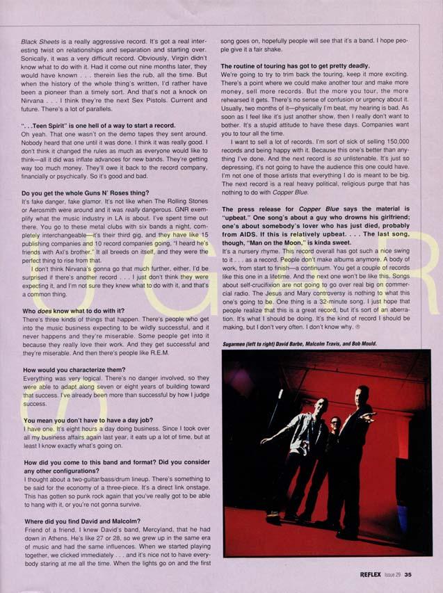Reflex Magazine #29, 10 Nov 1992